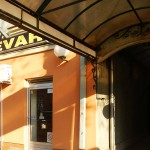 Pansion konak Bulevar Valjevo - Ulaz / Guest House Bulevar Valjevo - Entrance